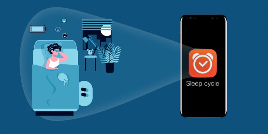 SleepCycle - phần mềm theo dõi chất lượng giấc ngủ