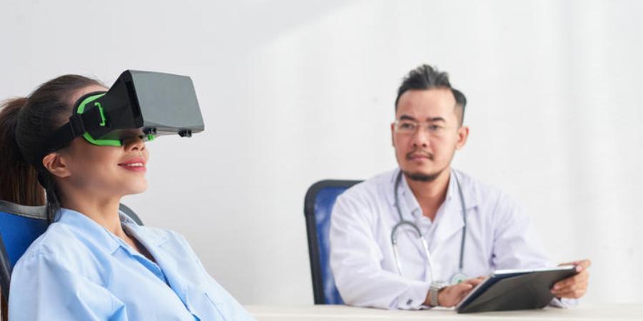 AR/VR trong công nghệ y tế