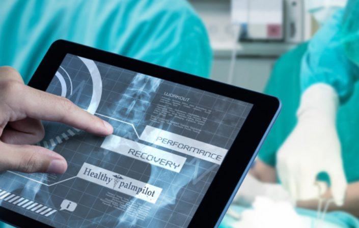 công nghệ iot trong y tế