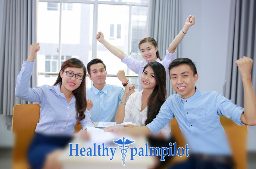 giới thiêu healthy palmpilot