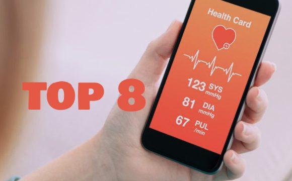top 8 phần mềm theo dõi sức khỏe